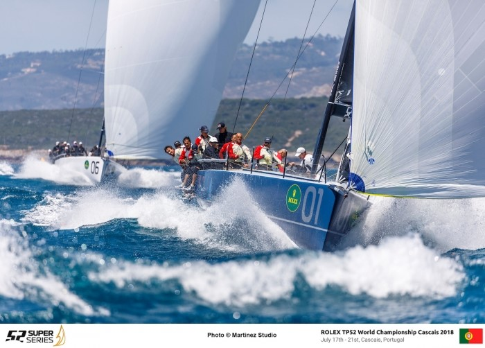 AZZURRA IS FIRST RUNNER UP AT THE ROLEX TP52 WORLD CHAMPIONSHIP - NEWS - Yacht Club Costa Smeralda