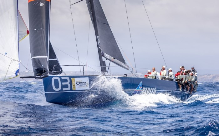 AZZURRA ENDS THE MENORCA 52 SUPER SERIES ON A POSITIVE NOTE - NEWS - Yacht Club Costa Smeralda