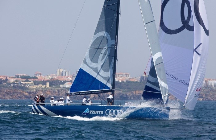 Azzurra celebrates ten seasons on the TP52 Circuit - NEWS - Yacht Club Costa Smeralda