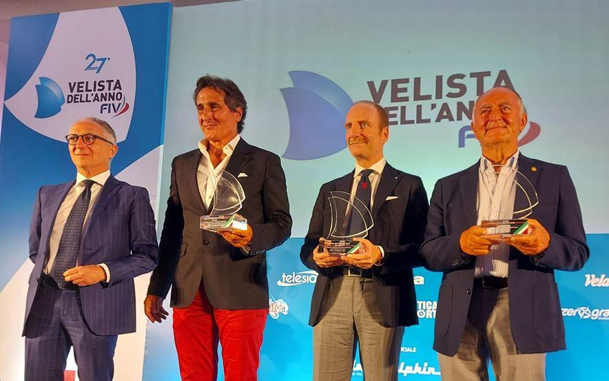 Velista dell'Anno FIV: Filippo Pacinotti è armatore-timoniere del 2020 con Brontolo Racing - NEWS - Yacht Club Costa Smeralda