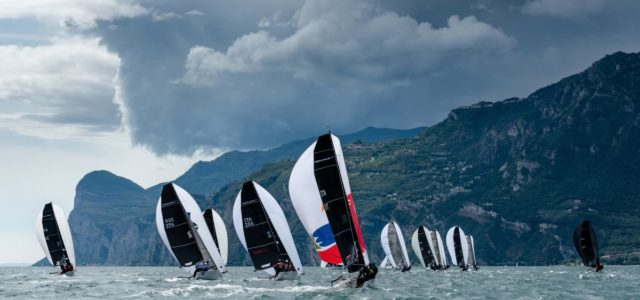 YCCS members at Melges 20 European Championship - NEWS - Yacht Club Costa Smeralda