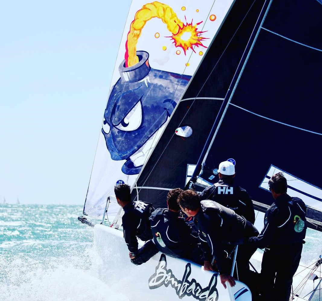 Bombarda Racing wins at the Bacardi Cup - NEWS - Yacht Club Costa Smeralda