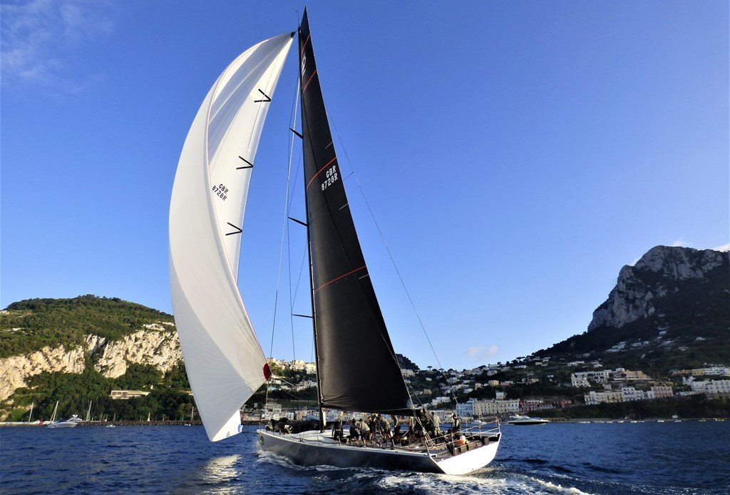 Pepe Cannonball and Caol Ila R winners at Rolex Capri Sailing Week - NEWS - Yacht Club Costa Smeralda