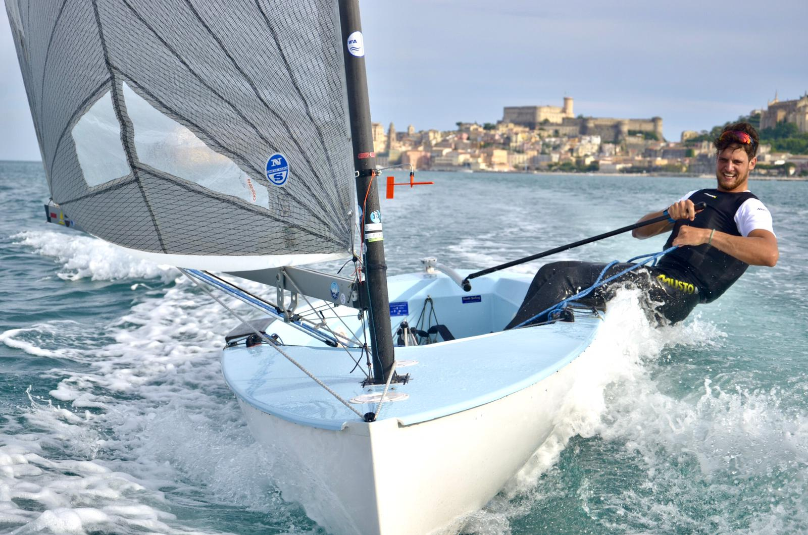 Victory for Federico Colaninno at CICO - NEWS - Yacht Club Costa Smeralda