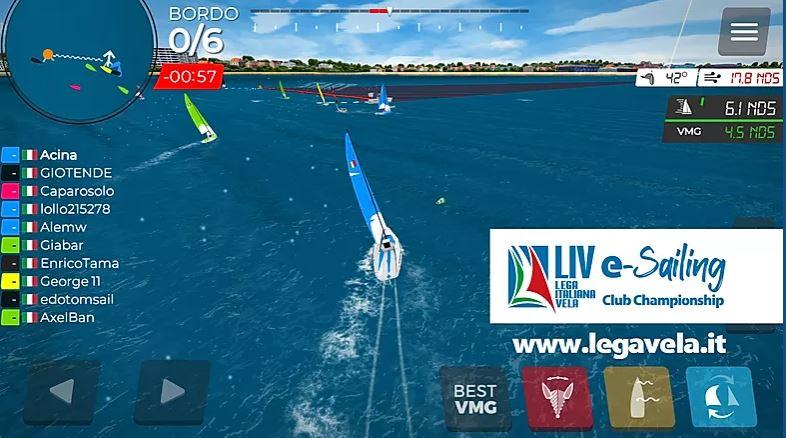 Il team dello YCCS al Live-Sailing Club Championship - NEWS - Yacht Club Costa Smeralda