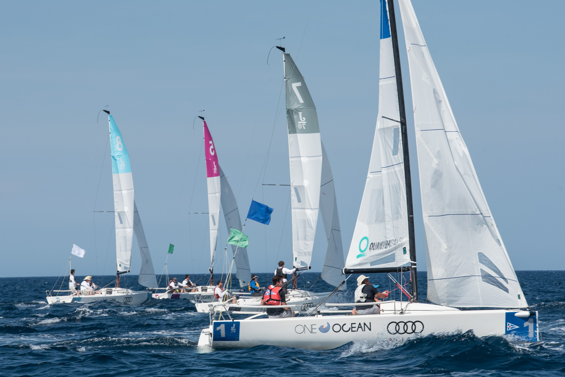 Audi Invitational Team Racing Challenge 2018 - Foto Day 2 online - NEWS - Yacht Club Costa Smeralda