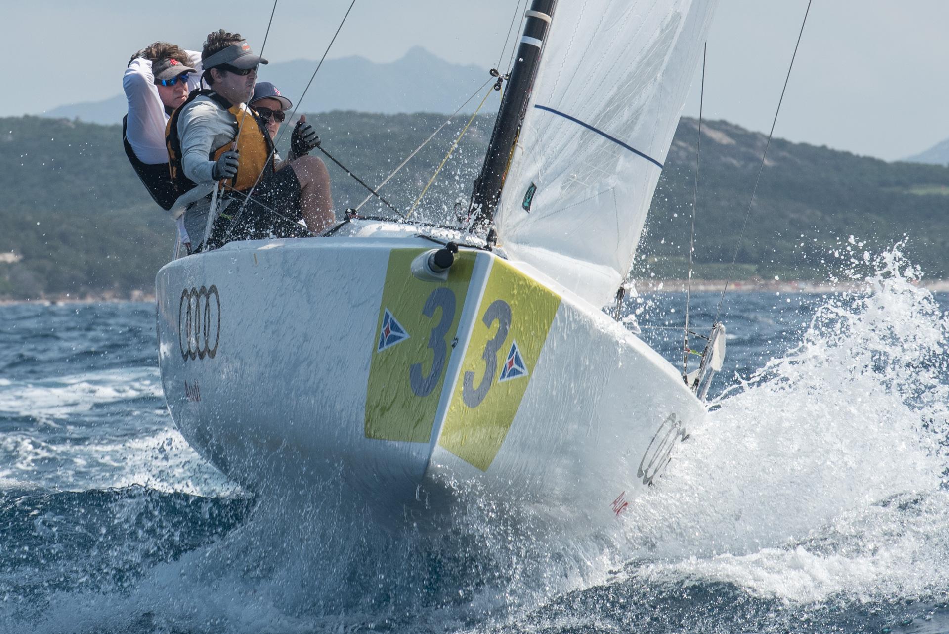 Audi Invitational Team Racing Challenge 2018 - Foto Day 3 online - NEWS - Yacht Club Costa Smeralda