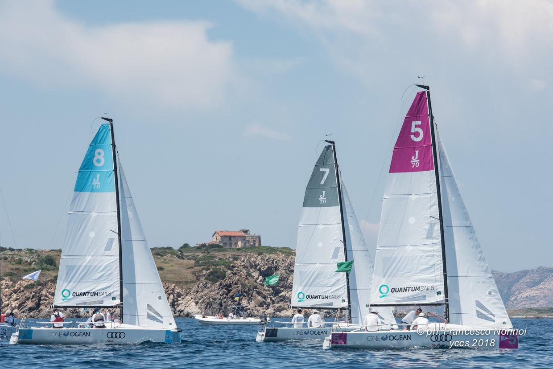 Audi Invitational Team Racing Challenge 2018 - Foto Day 1 online - NEWS - Yacht Club Costa Smeralda