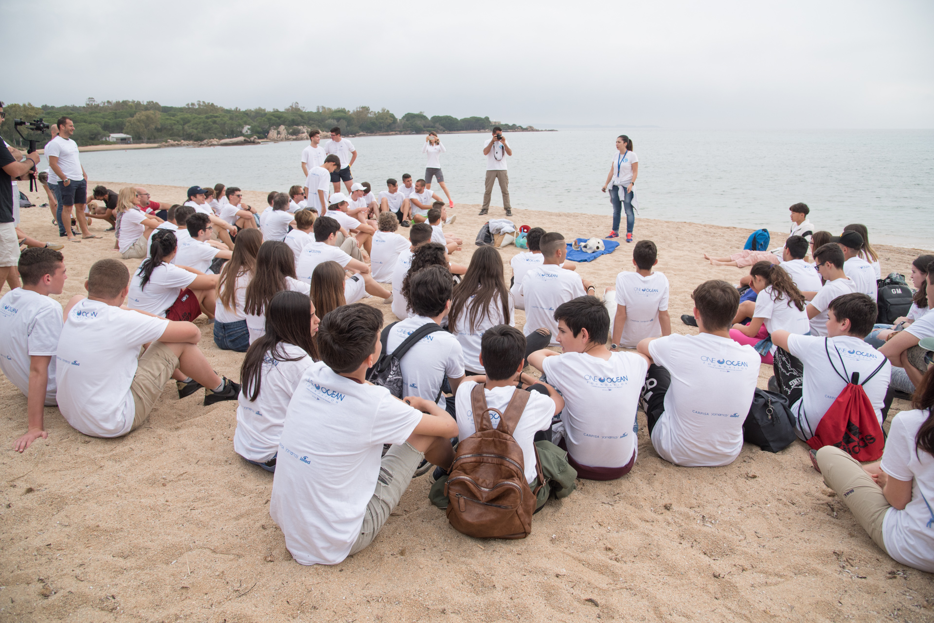 YCCS Clean Beach Day attracts more participants than ever - NEWS - Yacht Club Costa Smeralda
