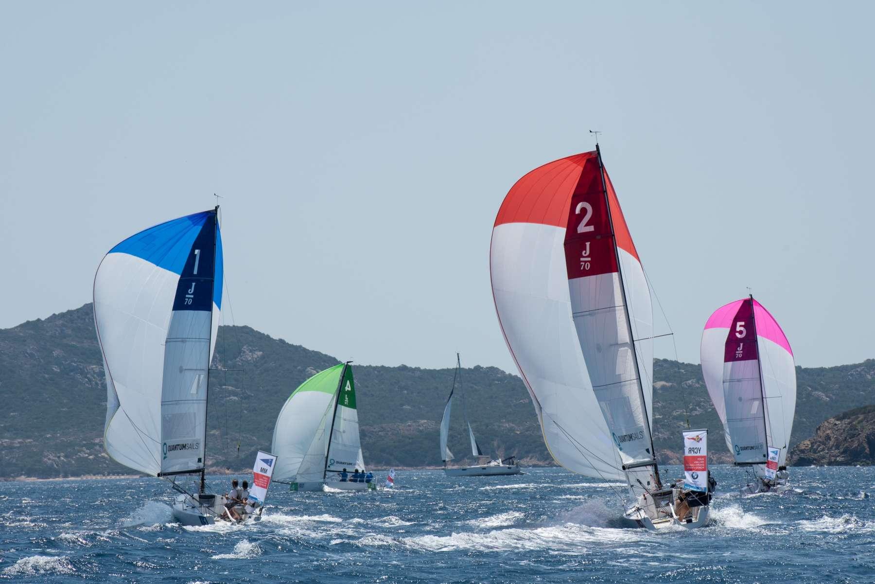 Audi - Italian Sailing League - Porto Cervo - Images Race Day 1 online - NEWS - Yacht Club Costa Smeralda