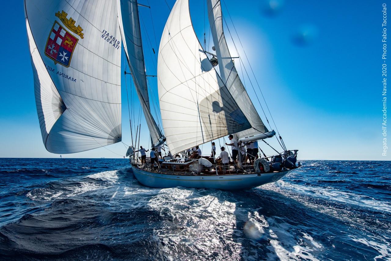 PARTENZA CON METEO A FAVORE PER LA RAN 630 - NEWS - Yacht Club Costa Smeralda