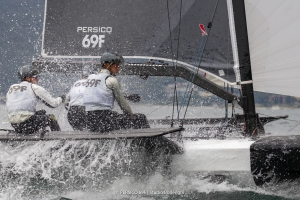 Young Azzurra takes second place at Grand Prix 3 Persico 69F Cup - NEWS - Yacht Club Costa Smeralda