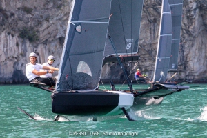 Young Azzurra on the regatta course again, Federico Colaninno confirmed as team member - NEWS - Yacht Club Costa Smeralda