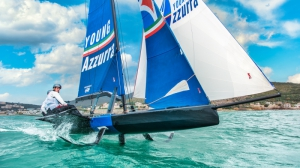 Young Azzurra all set for Youth Foiling Gold Cup - NEWS - Yacht Club Costa Smeralda
