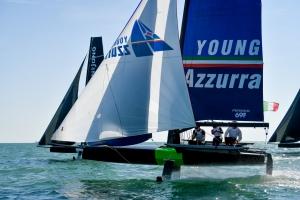 Youth Foiling Gold Cup, Young Azzurra è seconda sul podio - NEWS - Yacht Club Costa Smeralda