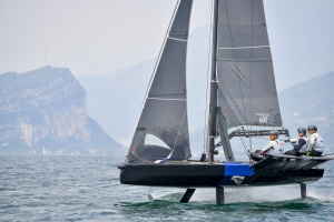 Young Azzurra in Malcesine for Grand Prix 1 of the Persico 69F Cup - NEWS - Yacht Club Costa Smeralda
