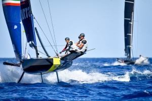 Young Azzurra ready for final leg of Youth Foiling Gold Cup - NEWS - Yacht Club Costa Smeralda