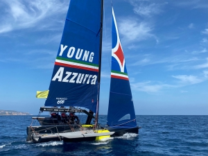 No racing on first day of Grand Prix 4.1 Persico 69F Cup - NEWS - Yacht Club Costa Smeralda