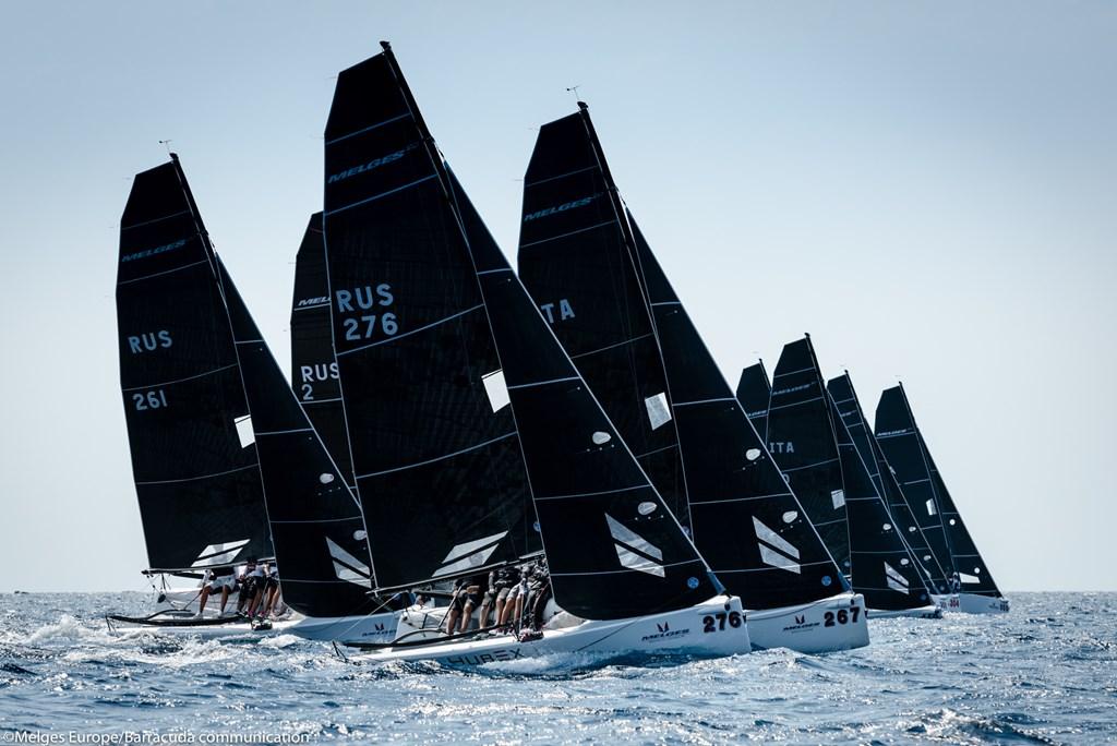 I soci YCCS al Campionato Europeo Melges 20 - NEWS - Yacht Club Costa Smeralda