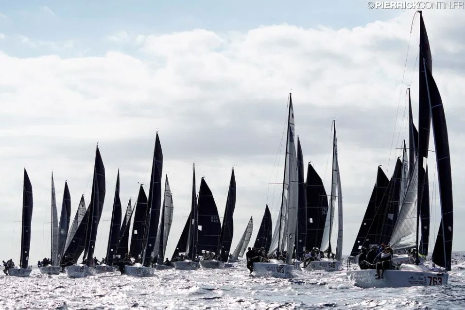 Podium finishes for YCCS members at Melges 24 World Championship  - NEWS - Yacht Club Costa Smeralda