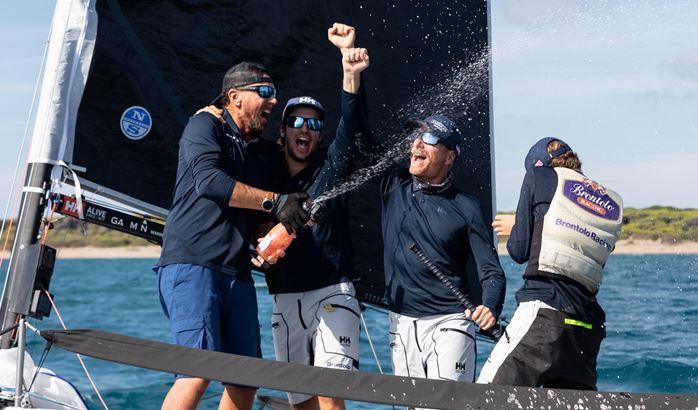 Mondiale Melges 20, congratulazioni ai soci YCCS    - NEWS - Yacht Club Costa Smeralda