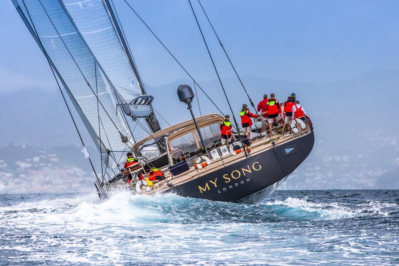 Record e Line Honors per My Song alla RORC Transatlantic  - NEWS - Yacht Club Costa Smeralda