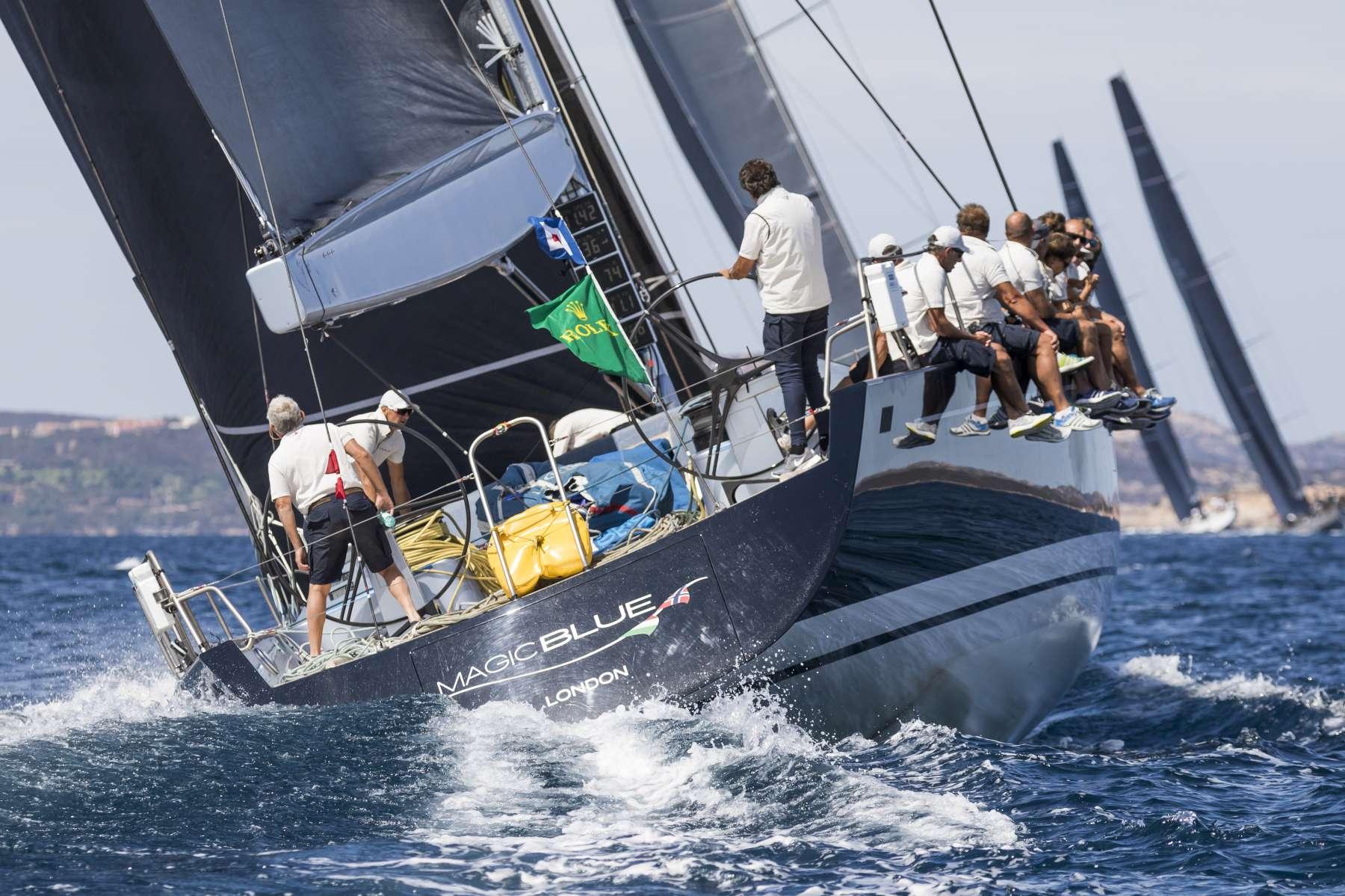 Maxi Yacht Rolex Cup & Rolex Maxi 72 Worlds - Foto Day 2 online - NEWS - Yacht Club Costa Smeralda