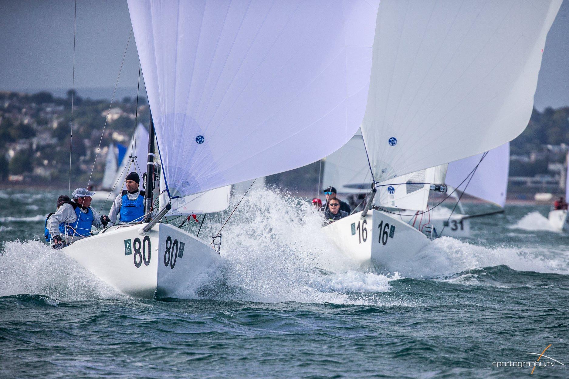 YCCS members at J/70 Worlds  - NEWS - Yacht Club Costa Smeralda