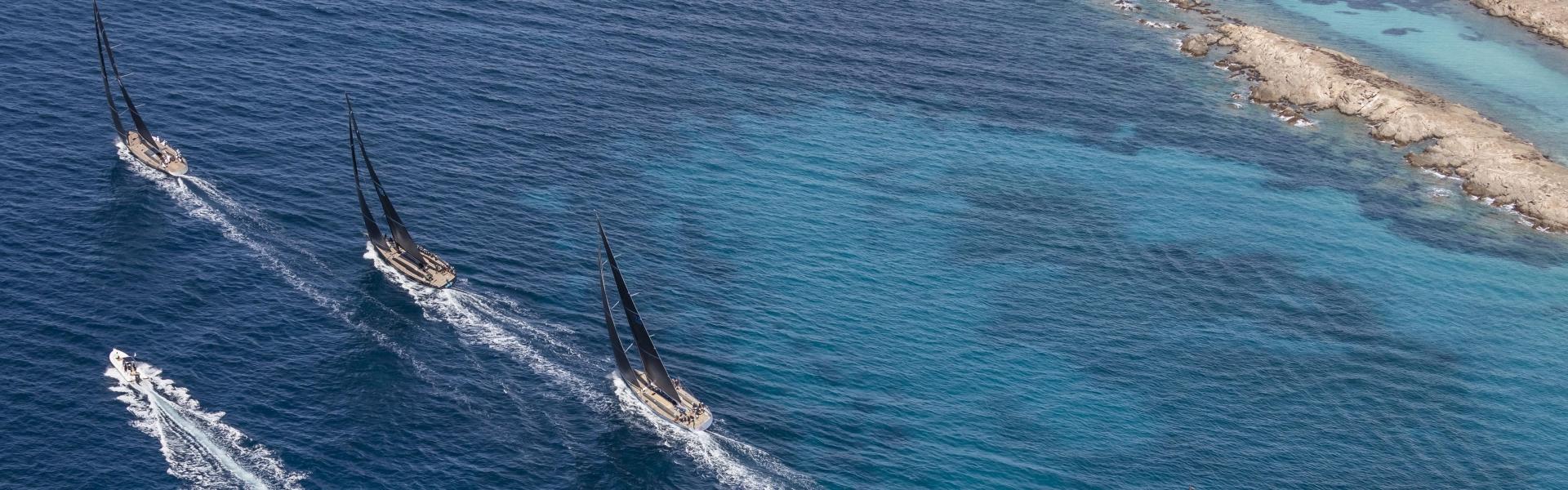 Maxi Yacht Rolex Cup & Rolex Maxi 72 World Championship - Porto Cervo 2018