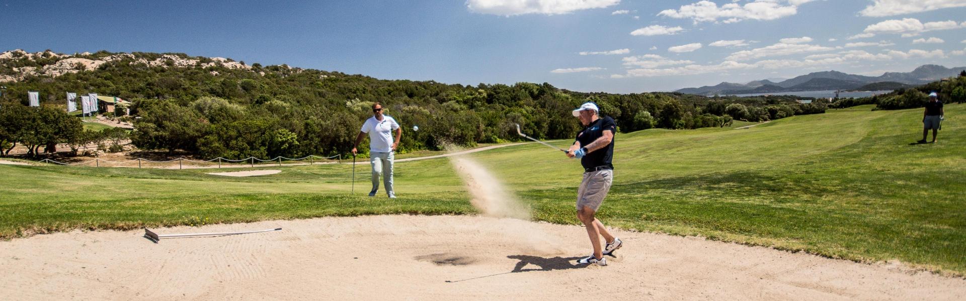 Vela & Golf - Porto Cervo 2018