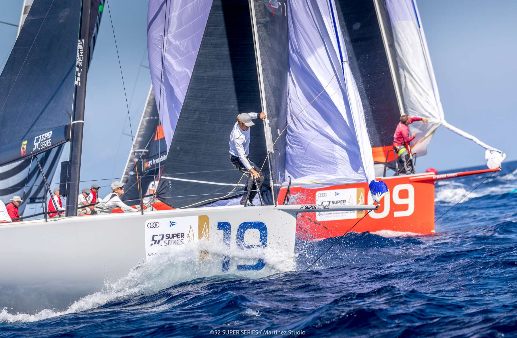 Audi 52 Super Series Sailing Week  - Porto Cervo 2019 - 10