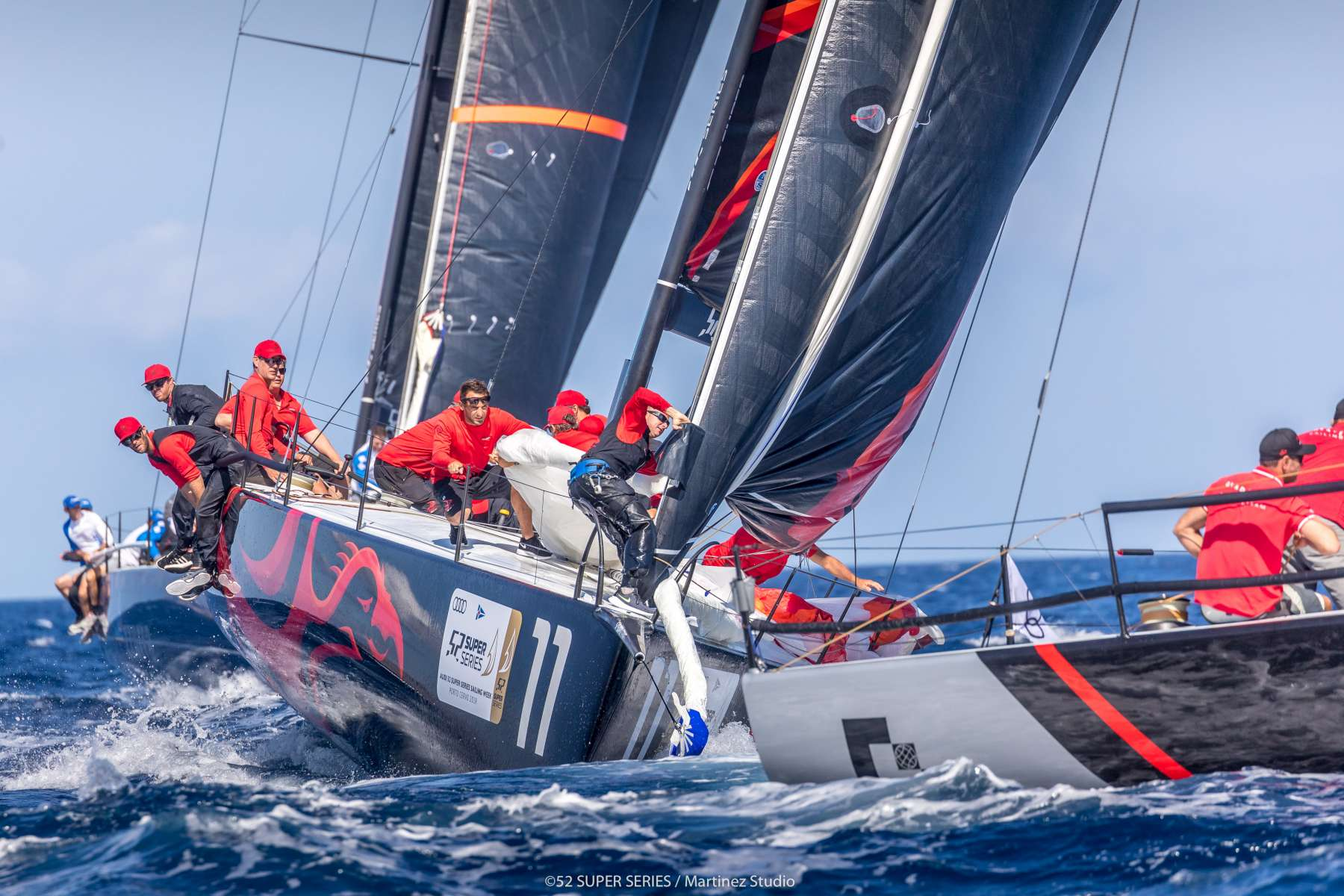Audi 52 Super Series Sailing Week  - Porto Cervo 2019 - 9