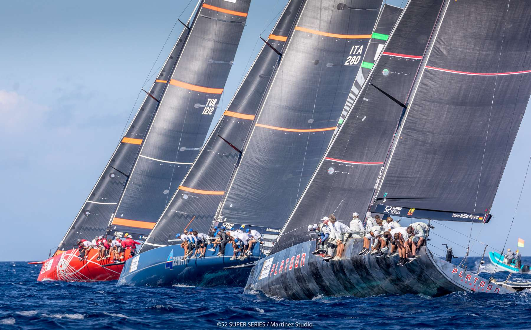 Audi 52 Super Series Sailing Week  - Porto Cervo 2019 - 8