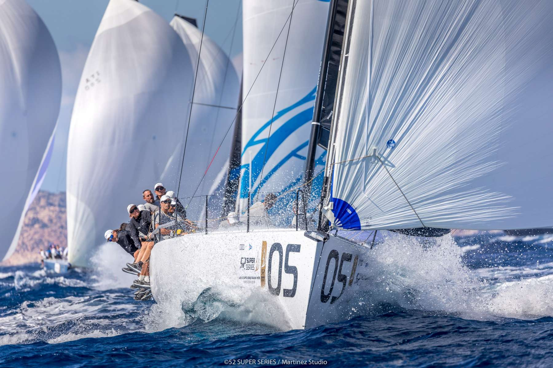 Audi 52 Super Series Sailing Week  - Porto Cervo 2019 - 7
