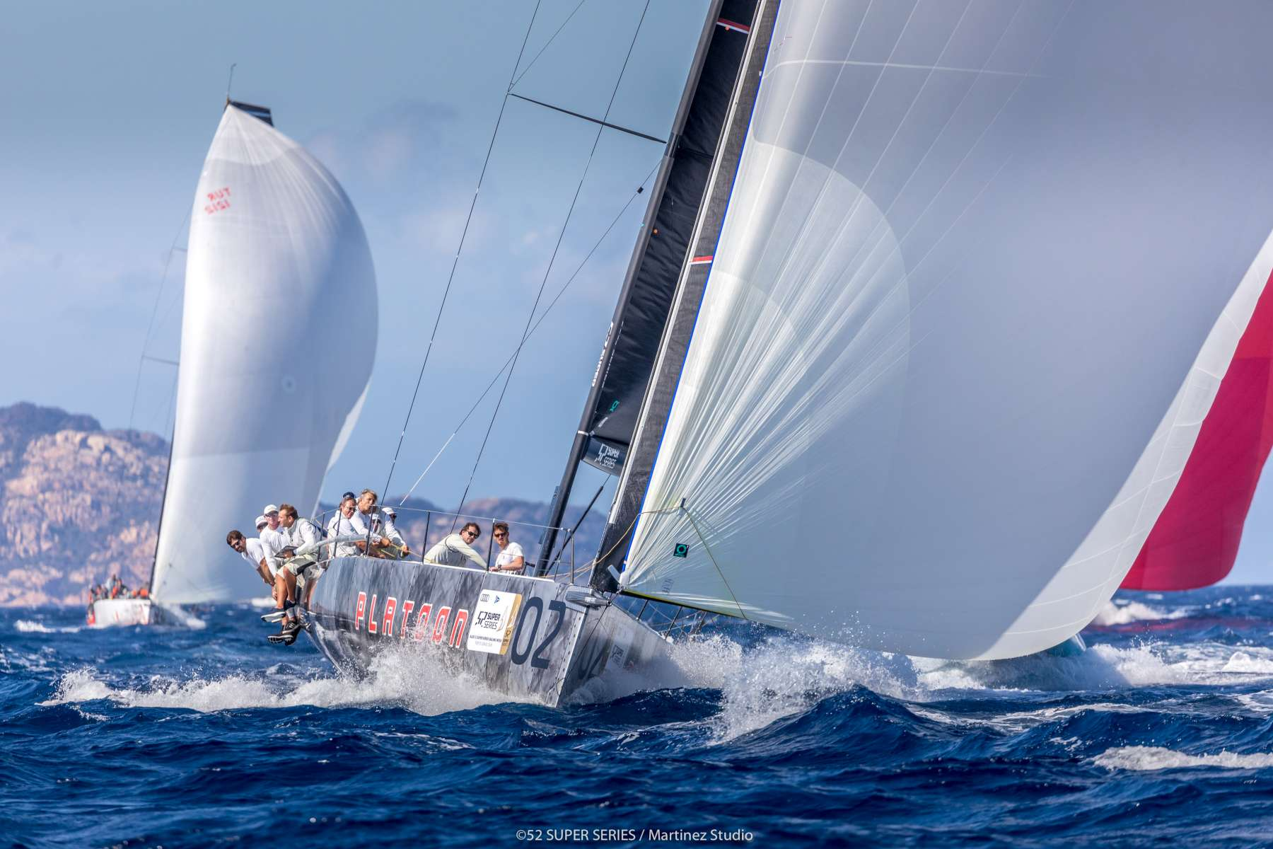 Audi 52 Super Series Sailing Week  - Porto Cervo 2019 - 6