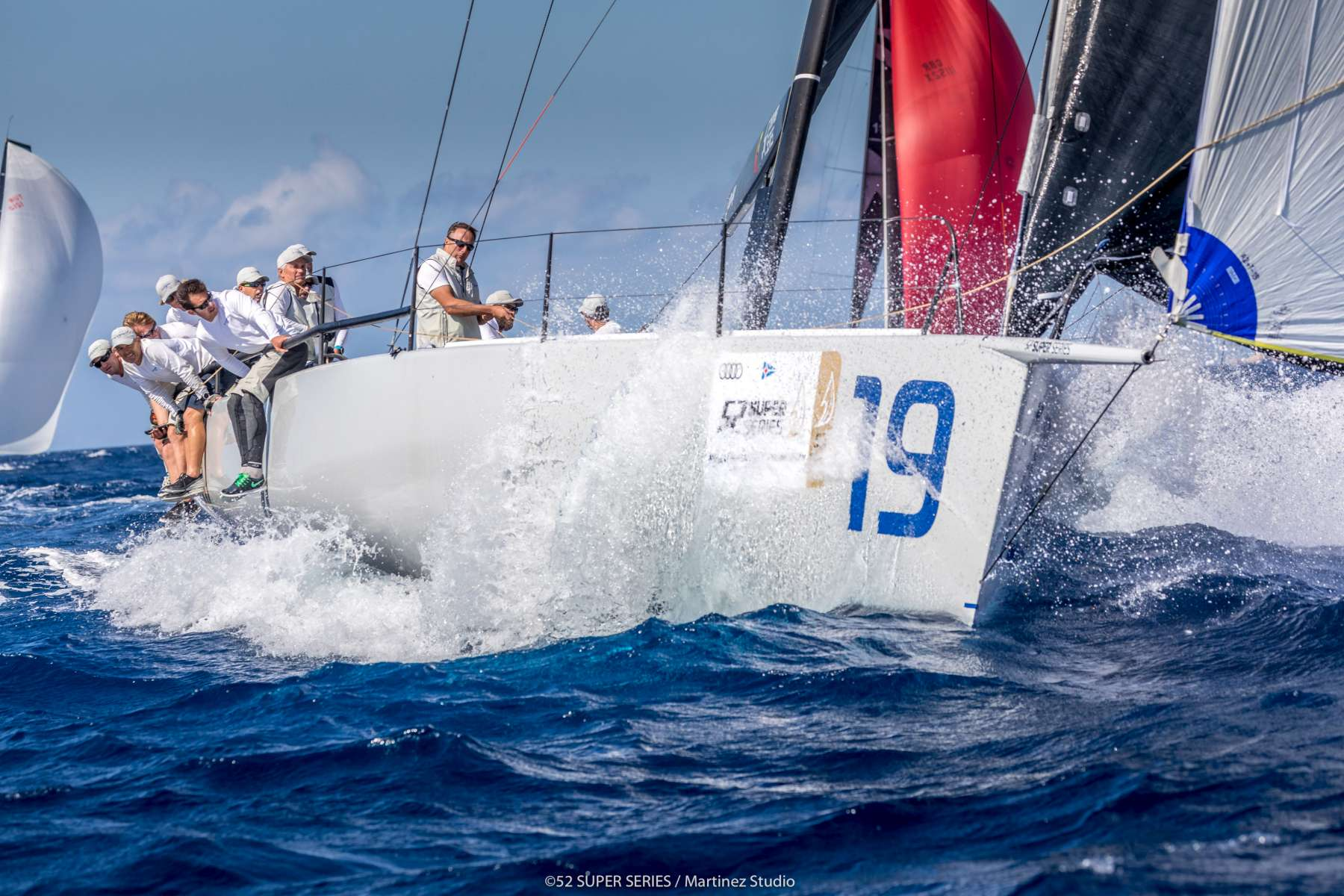 Audi 52 Super Series Sailing Week  - Porto Cervo 2019 - 5