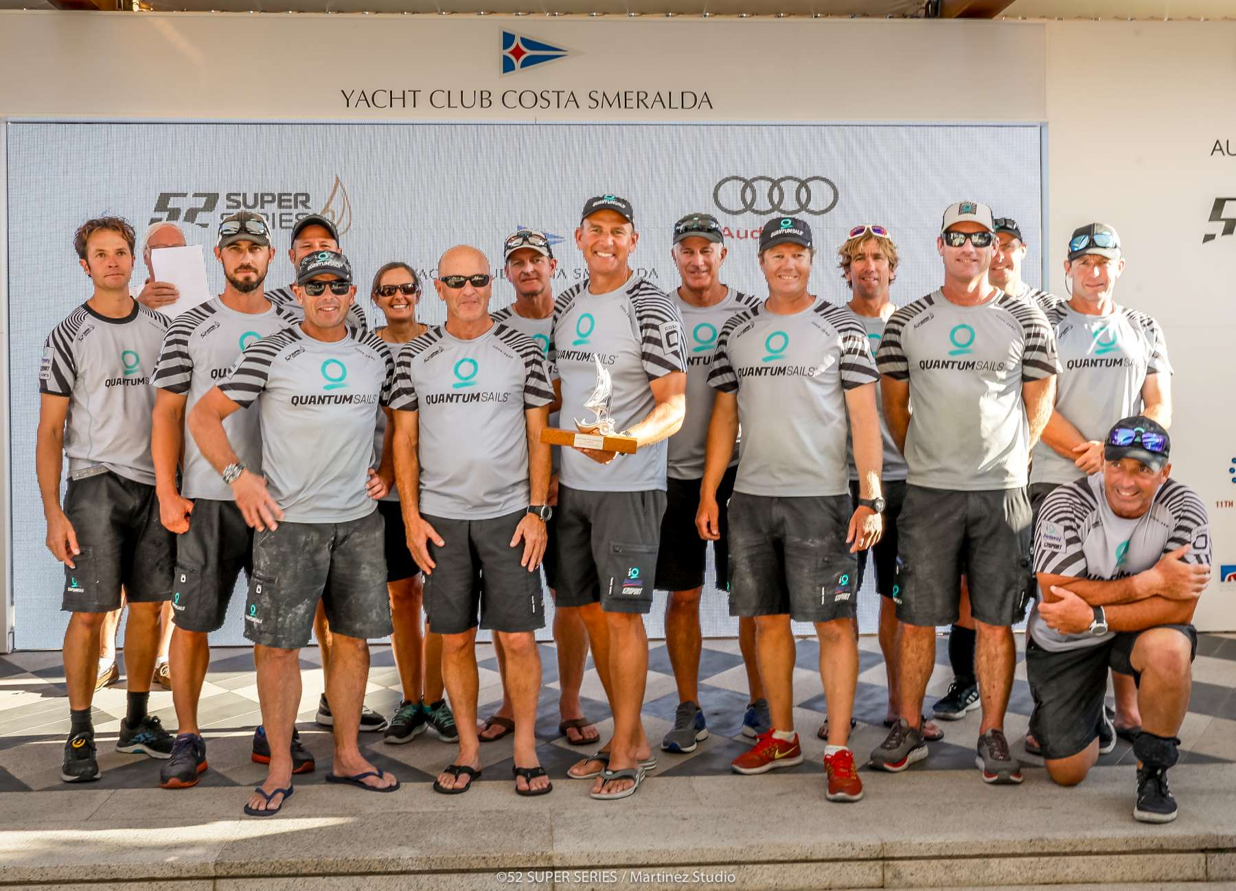 Audi 52 Super Series Sailing Week  - Porto Cervo 2019 - 4