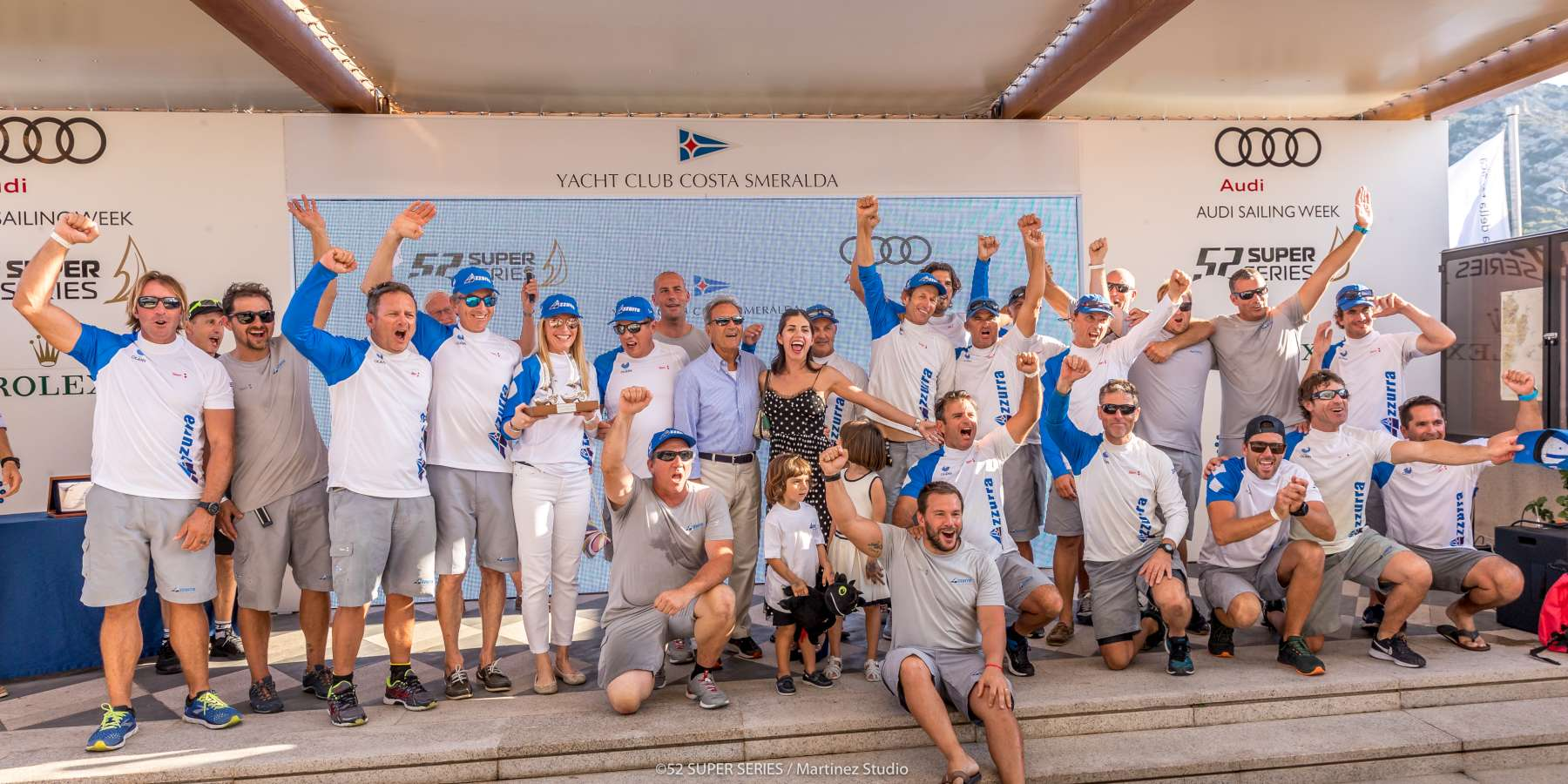 Audi 52 Super Series Sailing Week  - Porto Cervo 2019 - 3