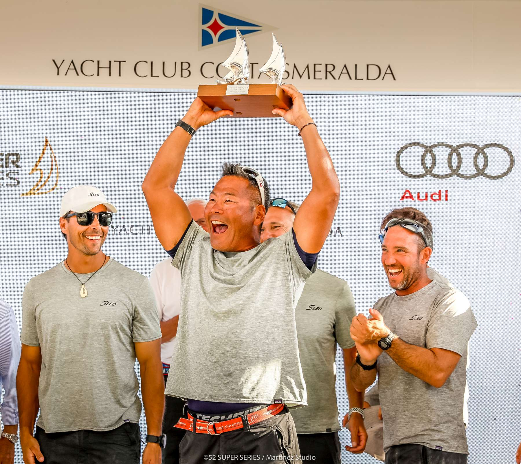 Audi 52 Super Series Sailing Week  - Porto Cervo 2019 - 2