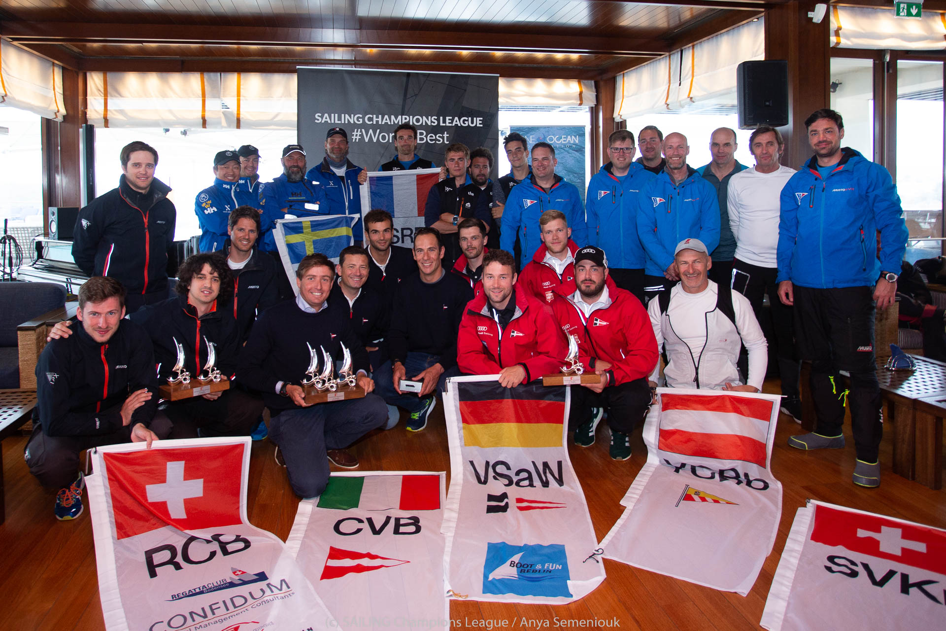 One Ocean Sailing Champions League  - Porto Cervo 2019 - 1