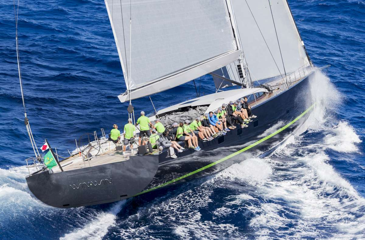 Rolex 3 Day Event >> Maxi Yacht Rolex Cup & Rolex Maxi 72 World Championship