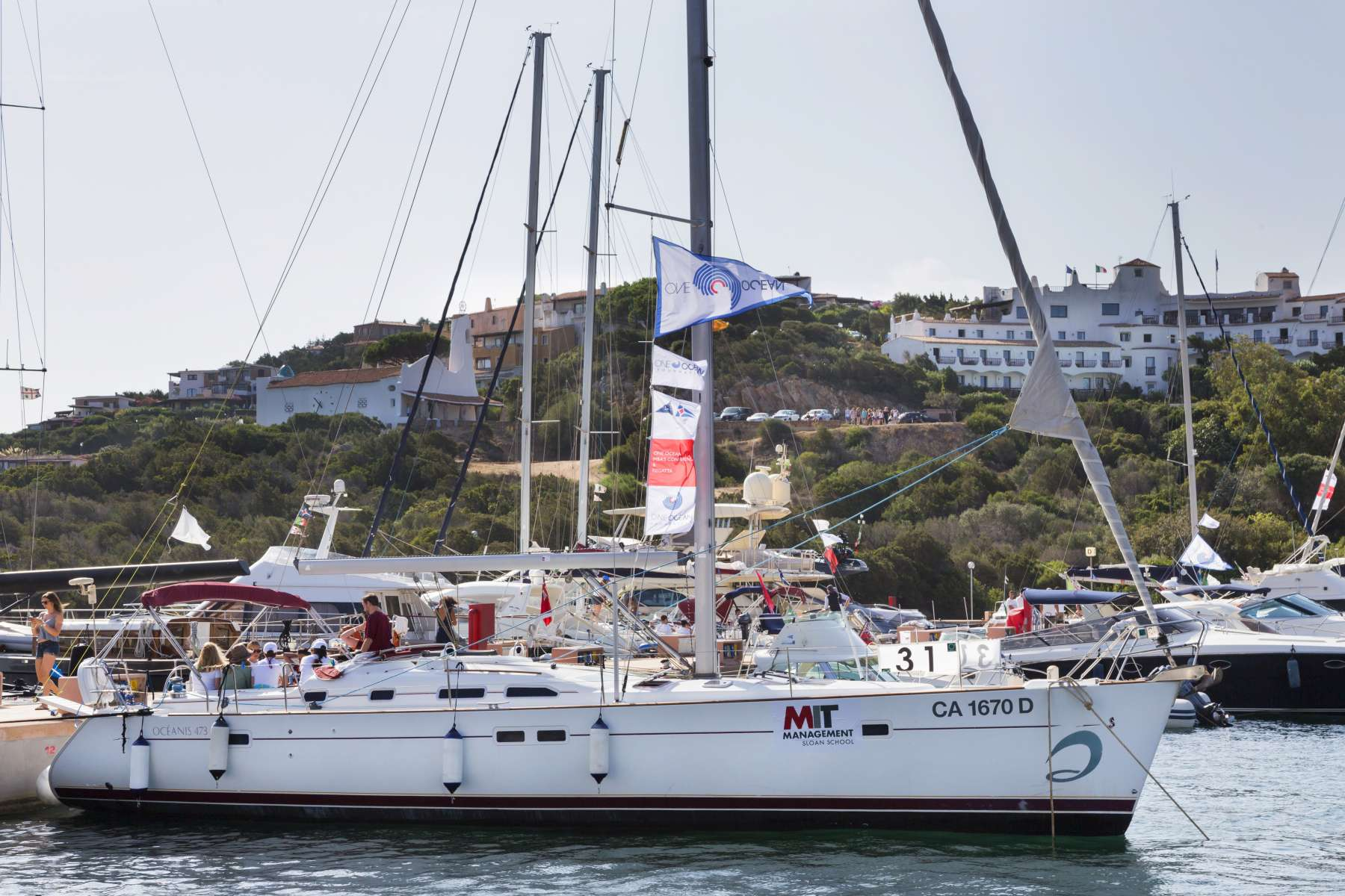 One Ocean MBA's Conference and Regatta - Porto Cervo 2019 - 10