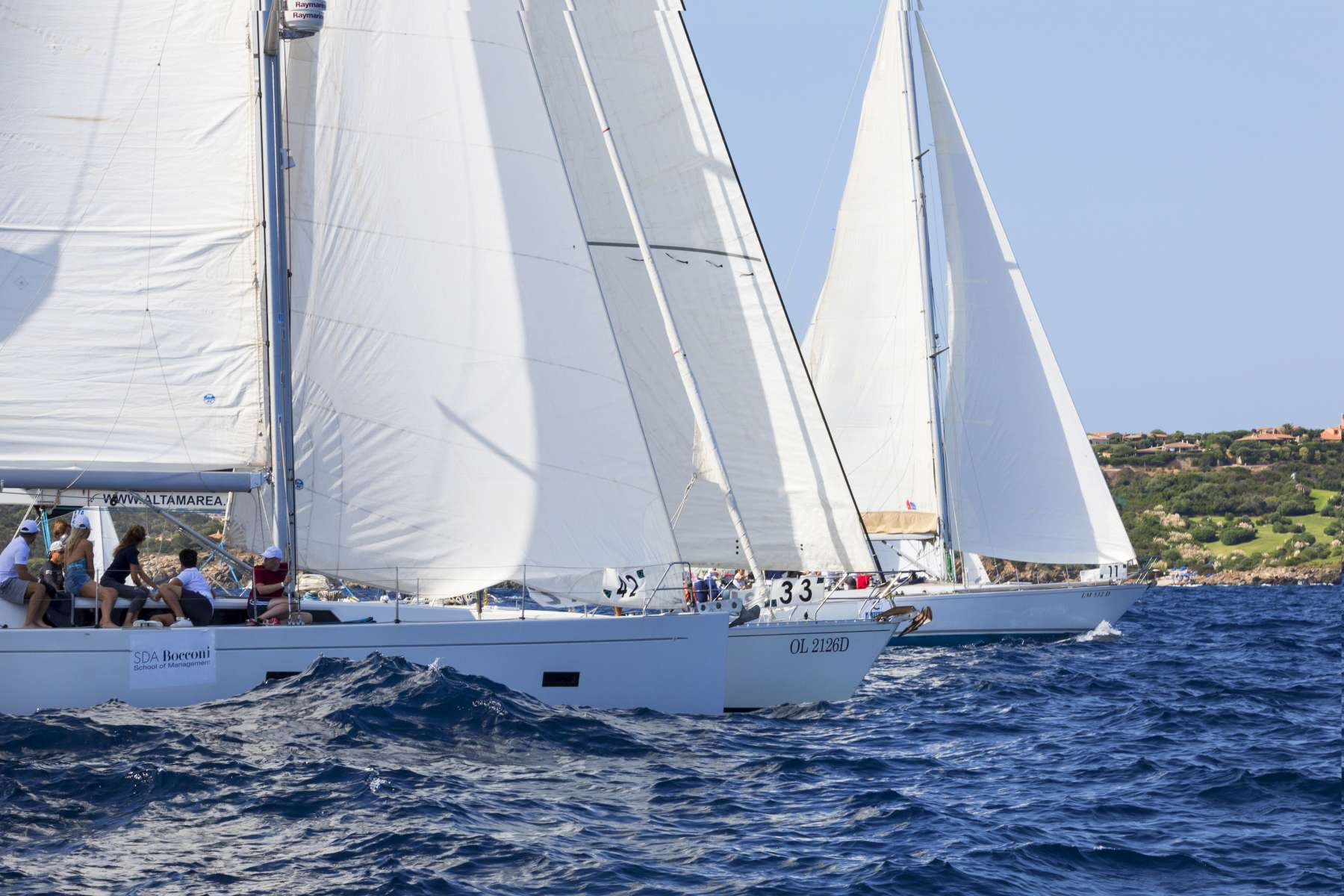 One Ocean MBA's Conference and Regatta - Porto Cervo 2019 - 7