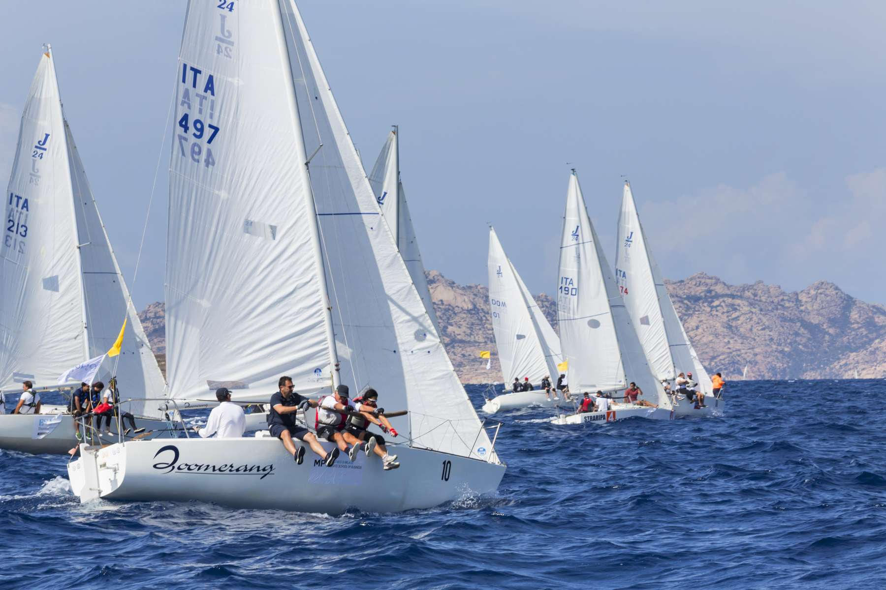 One Ocean MBA's Conference and Regatta - Porto Cervo 2019 - 2