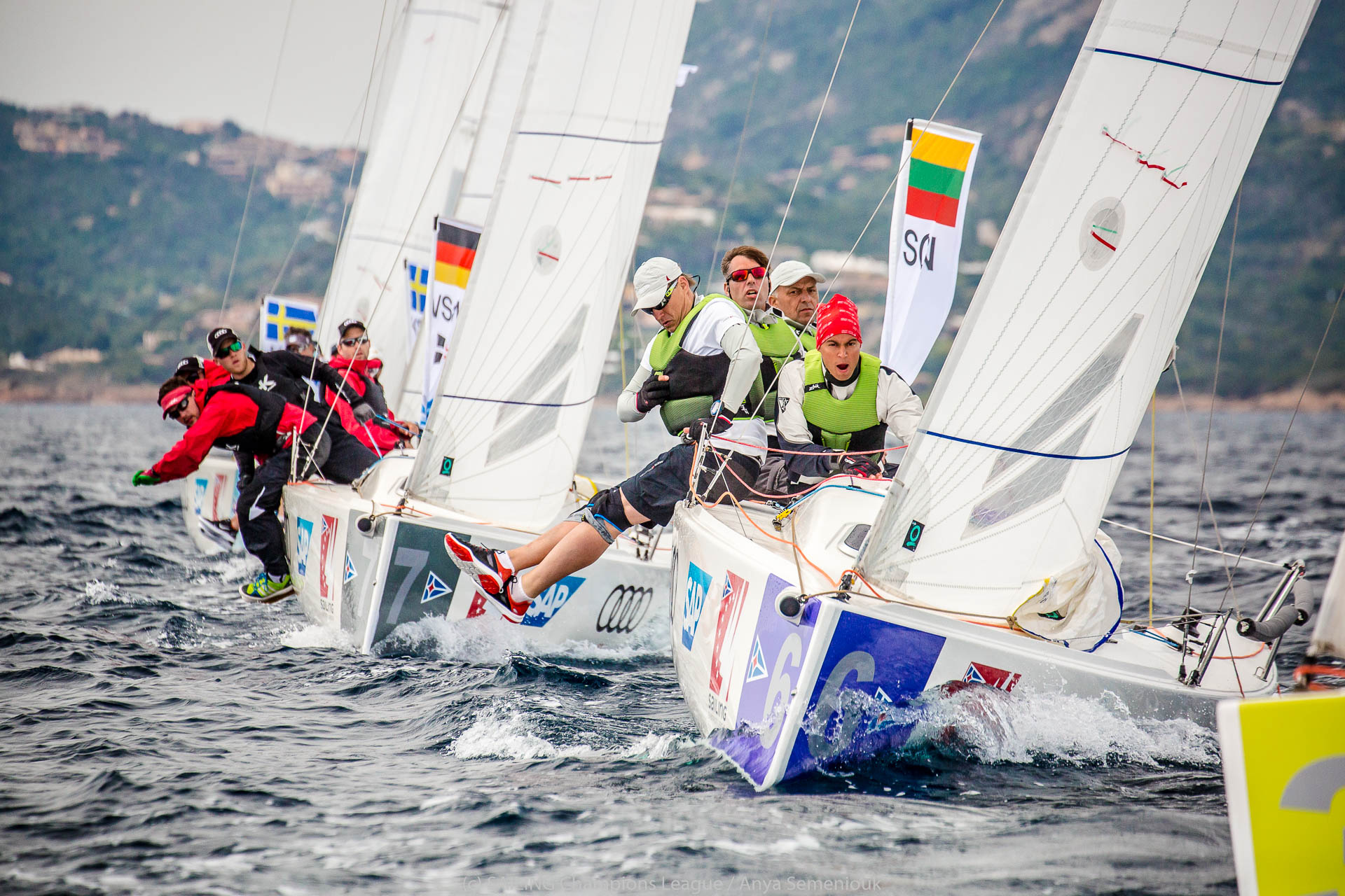One Ocean Sailing Champions League  - Porto Cervo 2019 - 10