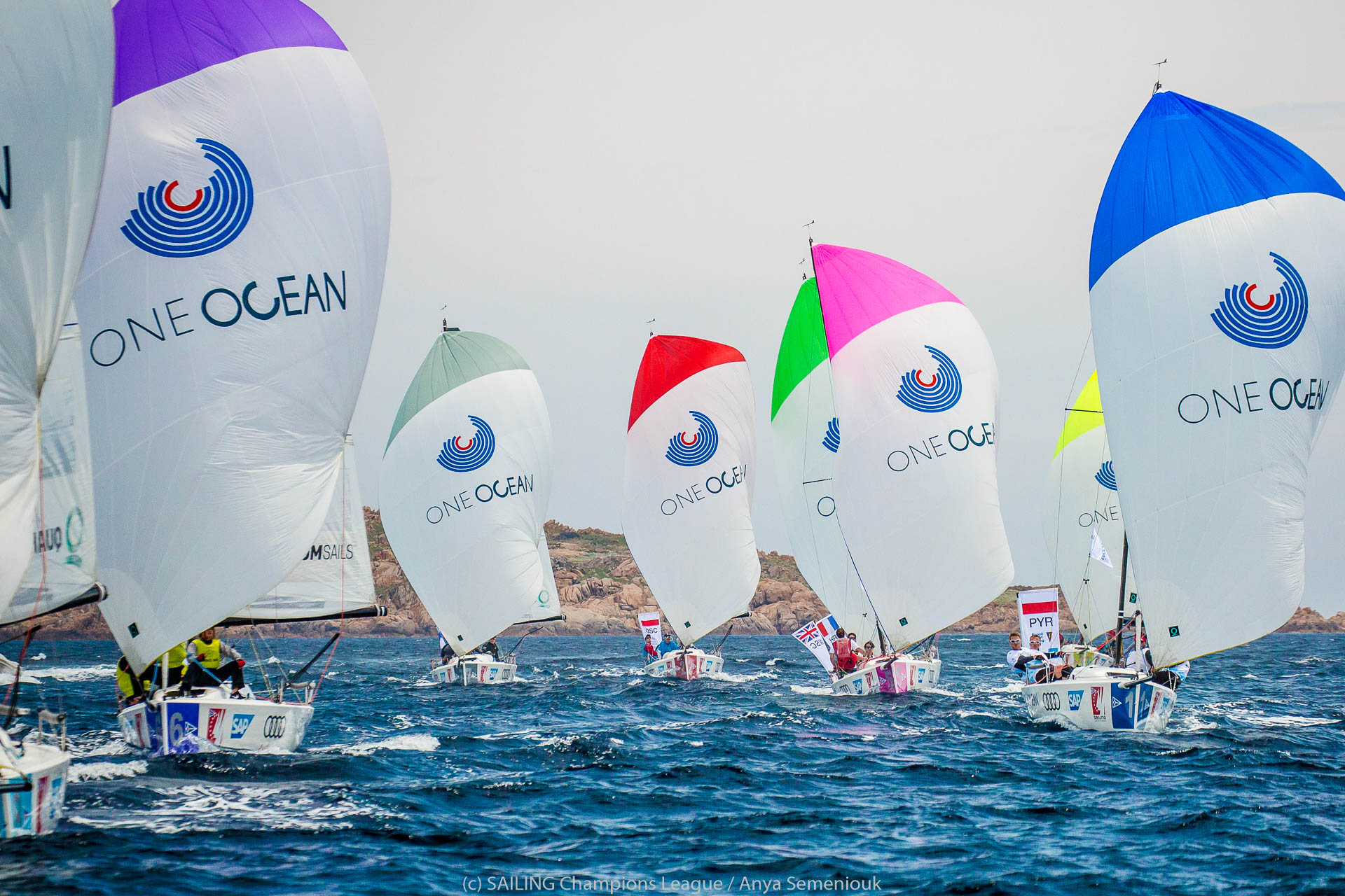 One Ocean Sailing Champions League  - Porto Cervo 2019 - 8