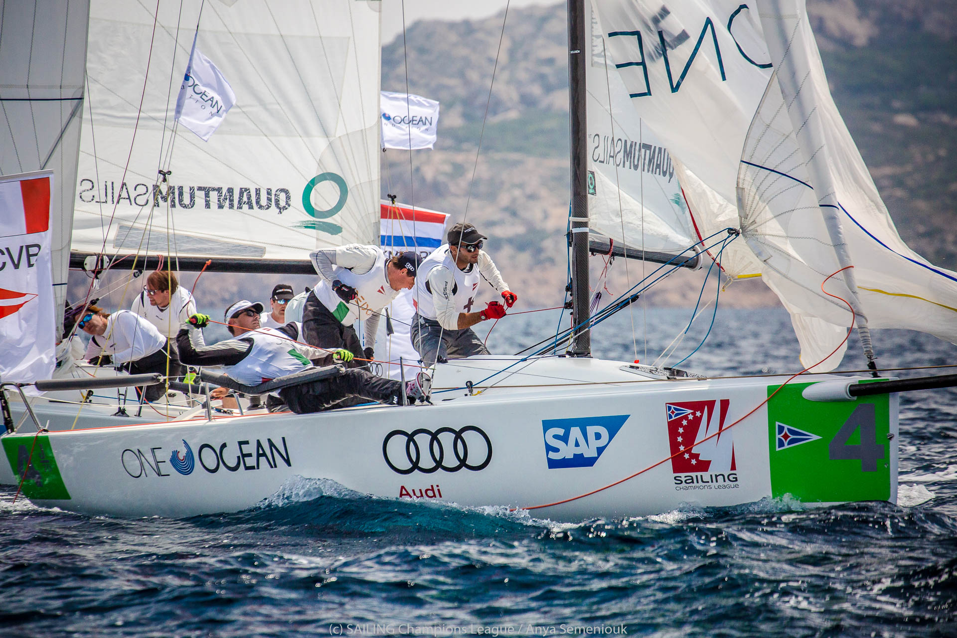 One Ocean Sailing Champions League  - Porto Cervo 2019 - 7