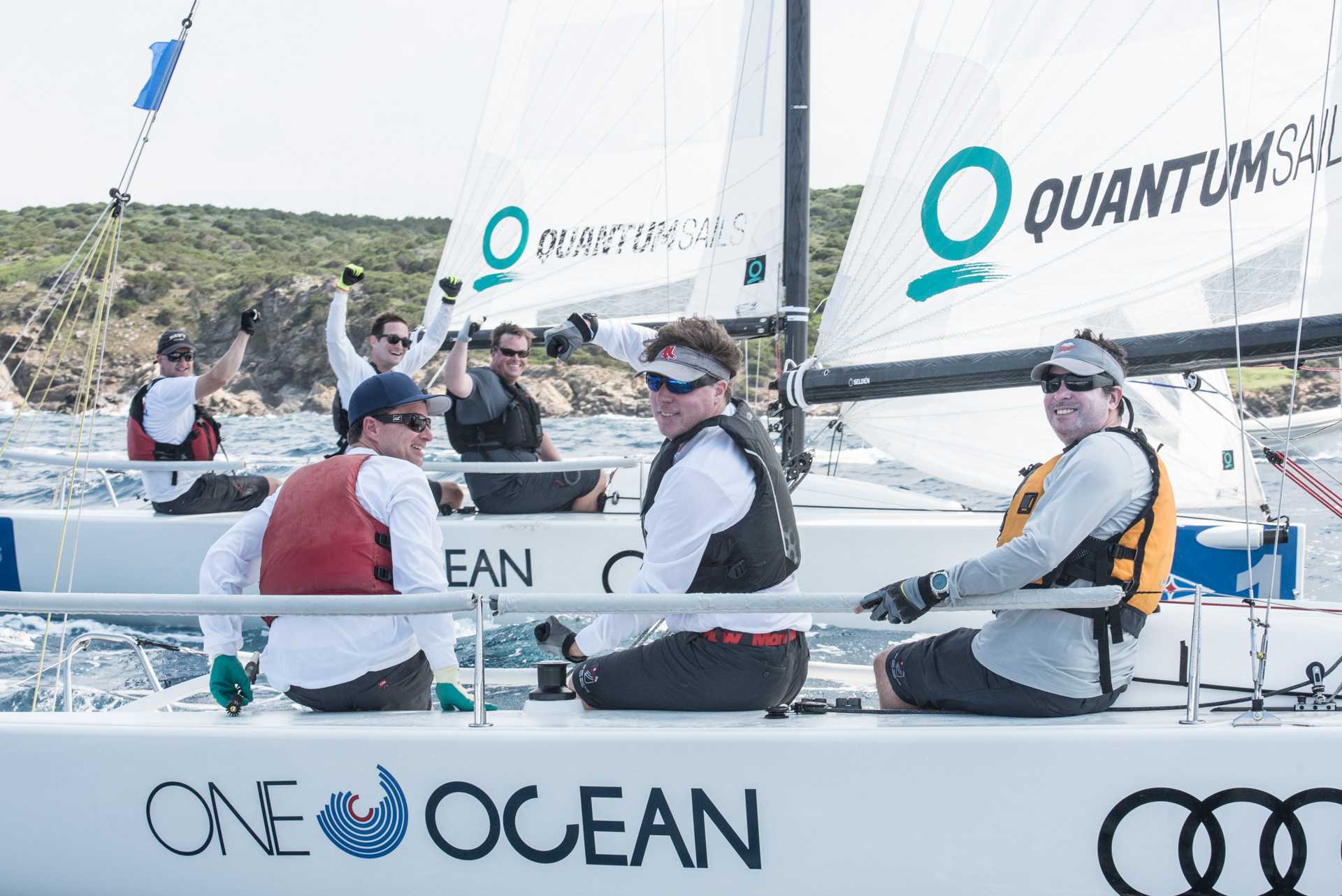 Audi Invitational<BR /> Team Racing Challenge - Porto Cervo 2018 - 4