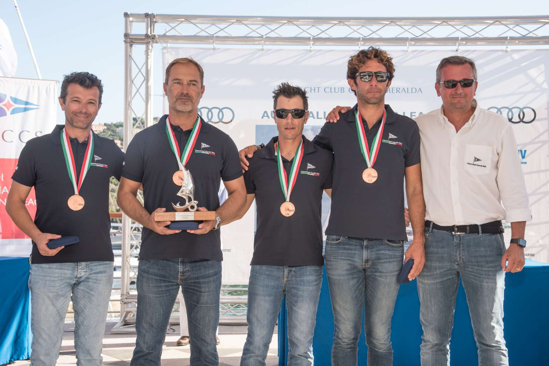 Audi - Italian Sailing League - Final - Porto Cervo 2018 - 2