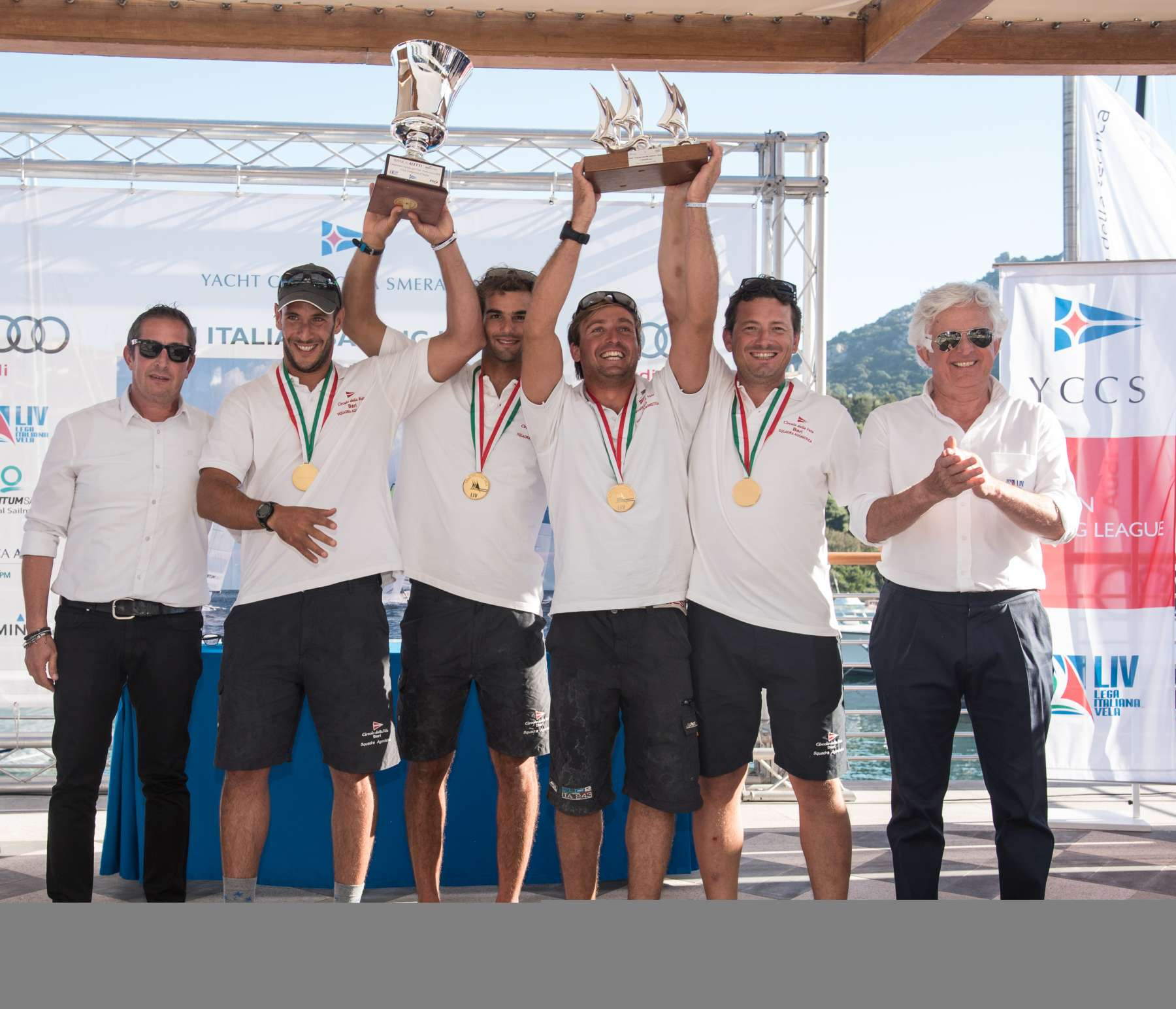 Audi - Italian Sailing League - Final - Porto Cervo 2018 - 4